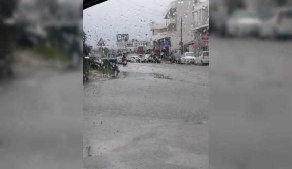 En çok yağış Selvilitepe'ye düştü