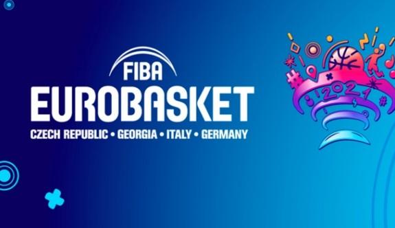 FIBA'dan 2021 Avrupa Basketbol Şampiyonası'na erteleme kararı