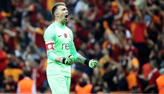 Galatasaray'dan Muslera hamlesi
