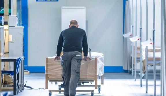 Güney'de özel hastanelerde de virüs salgını