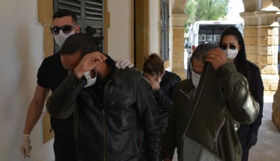 Güzelyurt'ta uyuşturucu madde tasarrufundan 5 kişi tutuklandı