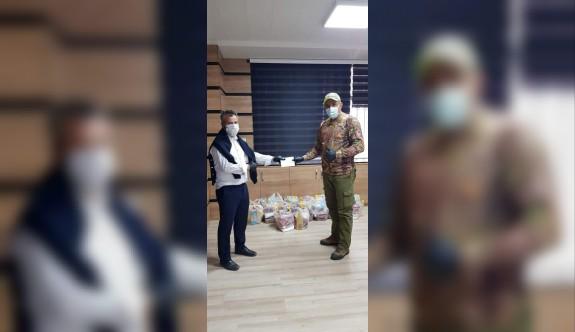 Hasan Aksoy'un bağışları sürüyor