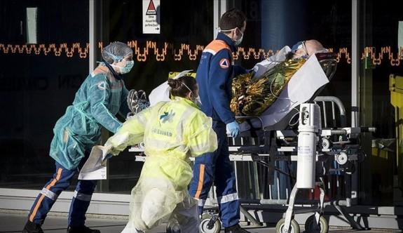 İspanya'da ölü sayısı 18 bini aştı