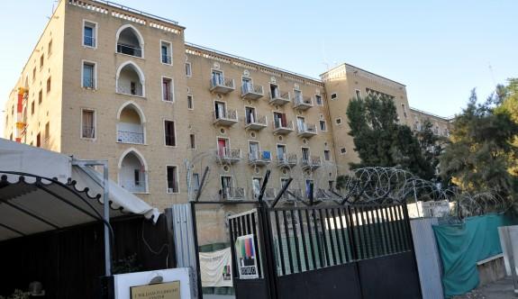 Ledra Palace Otel'in pandemi hastanesi olması için çağrı