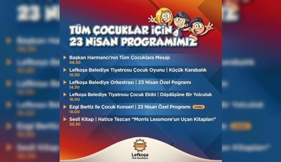 LTB'den çocuklar için 23 Nisan aktivitesi