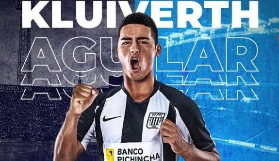 Manchester City 16 yaşındaki Perulu Aguilar'ı transfer etti