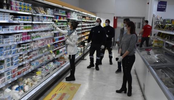 Marketlerden alınan gıdaları temizlerken dikkat!