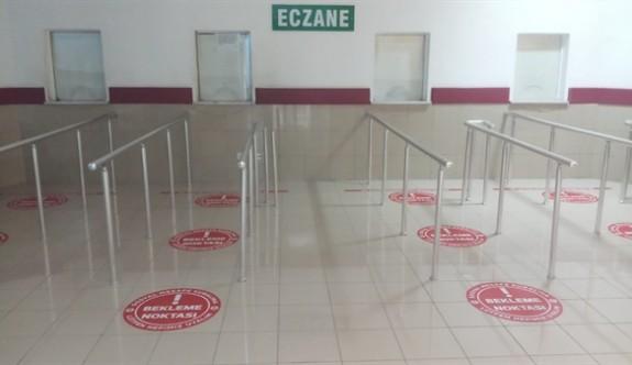 Nalbantoğlu Hastanesi'nde yeni düzenlemeler hayat buldu