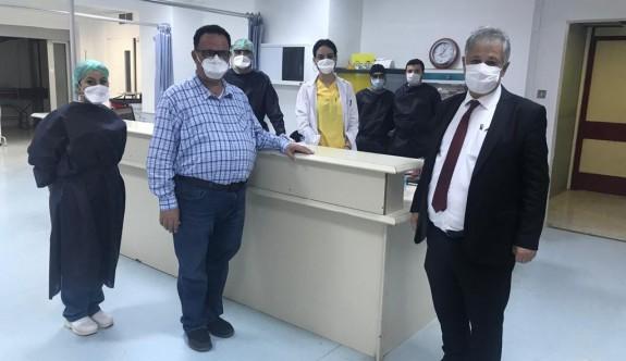 """""""Nalbantoğlu Hastanesi'nde halkın sağlığı güvende"""""""