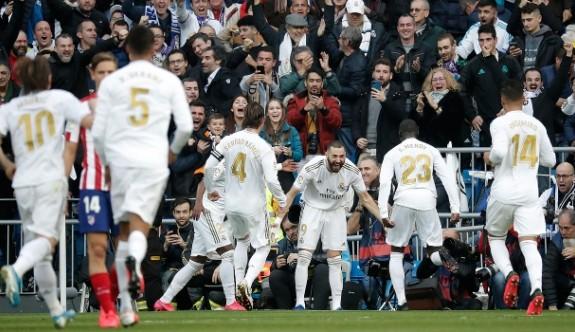 Real Madrid'de sporcular maaş indirimini kabul etti