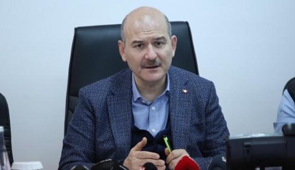Son Dakika: Süleyman Soylu istifa etti