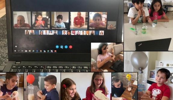 Telsim, Çocuk Bayramı'nı dijital ortamda kutladı