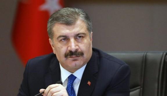 Türkiye'de koronavirüs vaka sayısı 78.546'ya yükseldi