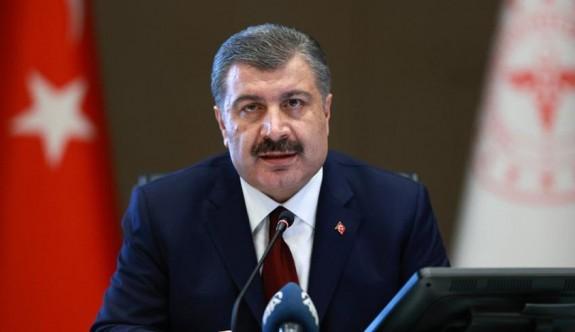 Türkiye'de yeni vaka sayısı azalıyor