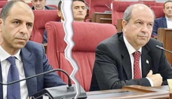 UBP, üçlü hükümet istiyor