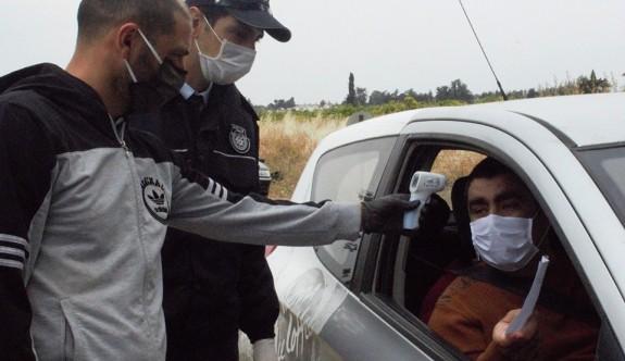 Vatandaşlar maske takma zorunluluğuna uyuyor