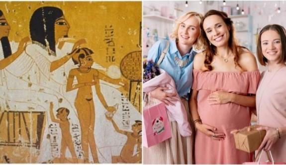Baby Shower: Tarihi Eski Mısır'a Dayanan Heyecanlı Kutlama