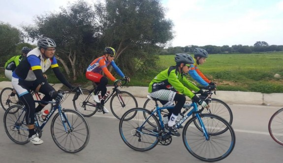 Bisikletçiler yarış organize etmek istiyor