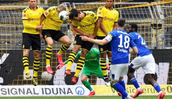 Bundesliga yeniden başladı