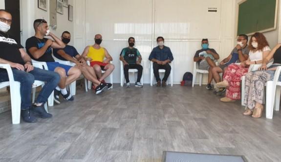 Cimnastik Federasyonu kulüplerle önlemleri görüştü