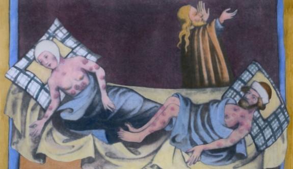 Corona virüsüyle 1500 yıl önce İstanbul'da yaşanan vebanın şaşırtıcı benzerlikler