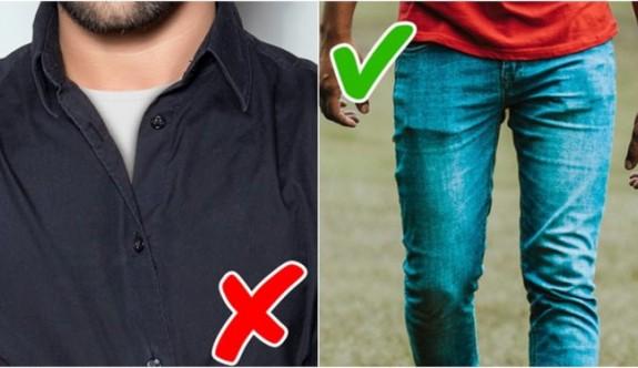 Erkeklerin Kıyafetler Konusunda Sık Sık Yaptığı 10 Hata