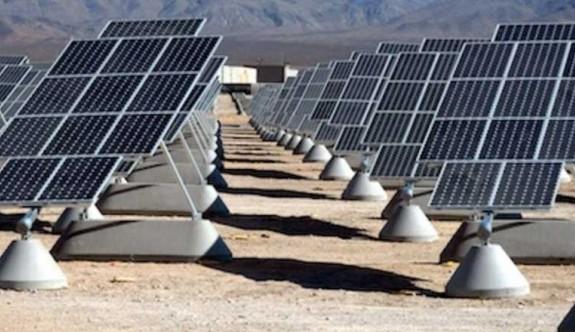 Fransız şirketten Güney'de güneş parkı kurma talebi