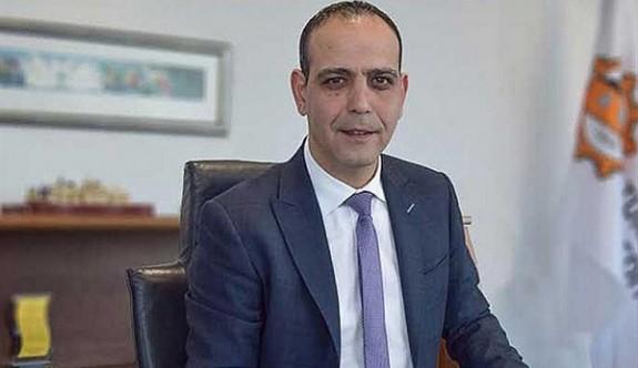 Harmancı, Sennaroğlu'na tepki olarak Belediyeler Birliği'nden istifa etti