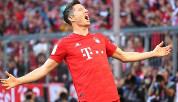 Lewandowski kariyerinin zirvesinde