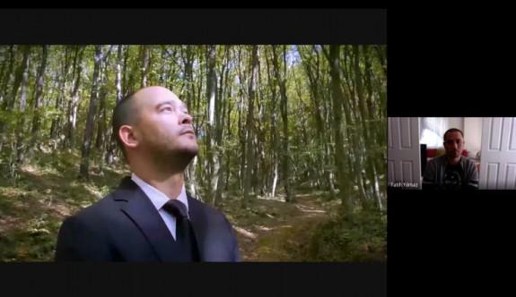 YDÜ İletişim Fakültesi'nden çevrimiçi kısa film yapımı söyleşisi