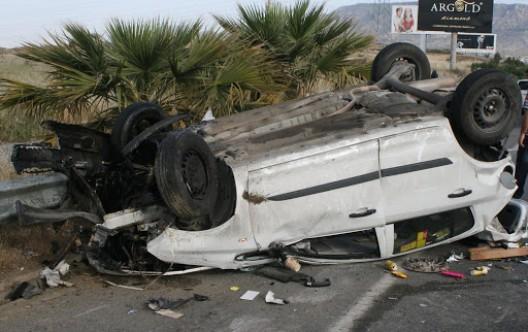 10 yılda 350 kişi trafik kurbanı