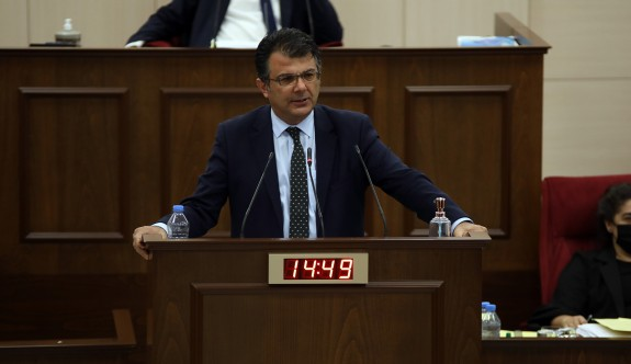 Anayasa Değişikliği Yasa Önerisi görüşüldü