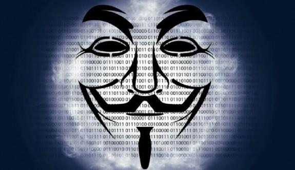 Anonymous yayınladığı video ile korku saldı