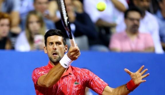 Djokovic'in corona virüsü testi pozitif çıktı