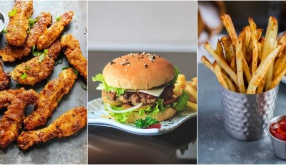 Fast Food Özleminizi Dindirecek Sağlıklı Tarifler