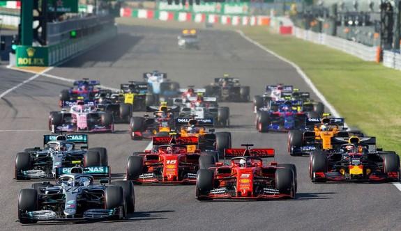 Formula 1'de sezon Avusturya'da başlıyor