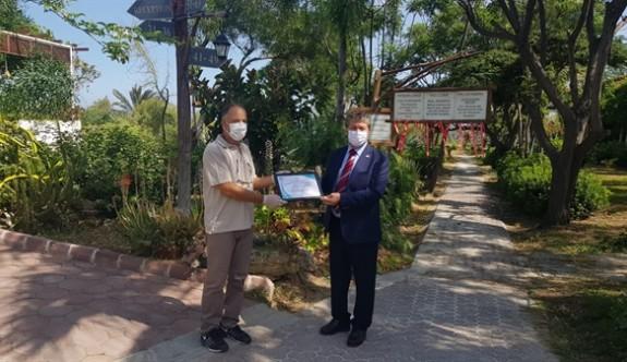 Kriterlere uyarak açılan turizm işletmelerine sertifika