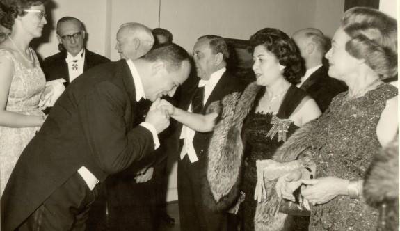 """O Kıbrıs Türkü'nün """"ilk first lady""""siydi"""