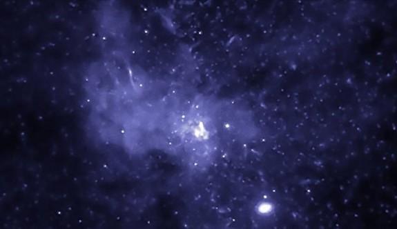 Önceden hiç gözlenmeyen astronomik bir nesne keşfedildi