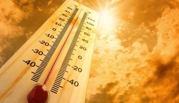 Sıcaklık 40 dereceye çıkıyor