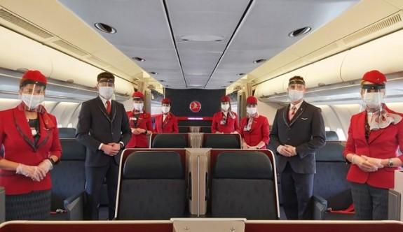 THY uçuşlarında iki yeni önlem