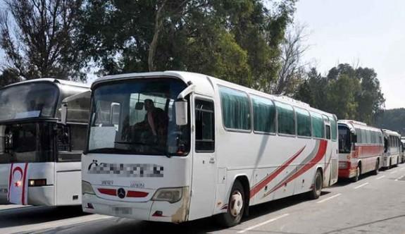 Toplu taşıma faaliyetleri, yarın itibariyle yeniden başlıyor