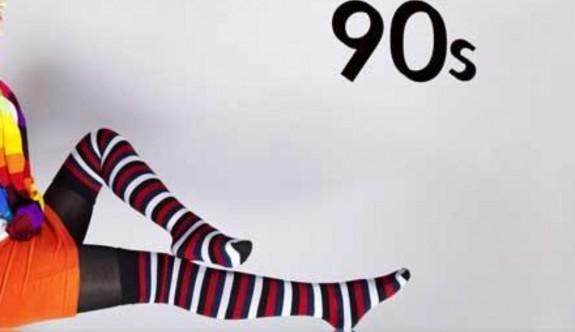 Yeniden moda olan 90'lar trendleri