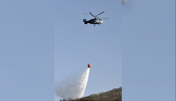 Bakanlar Kurulu yangın helikopteri için karar üretti