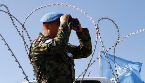 BM Barış Gücü'nün görev süresi uzatan rapor onaylandı