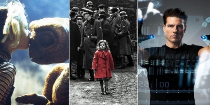 Dahi Yönetmen Spielberg'ün  33 Harika Filmi
