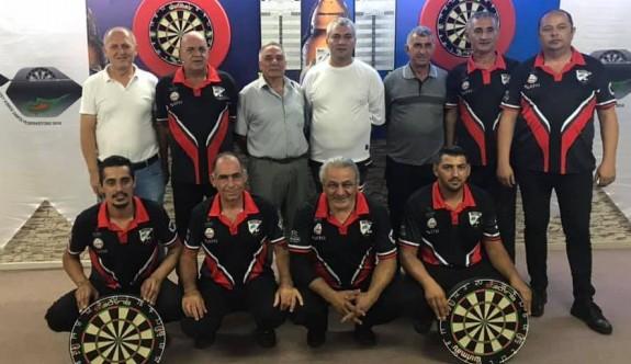 Darts Federasyon Kupası da Minareliköy'ün