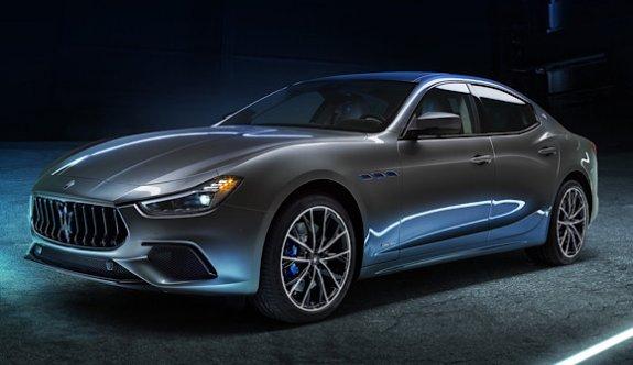 Elektrik destekli ilk Maserati modeli görücüye çıktı