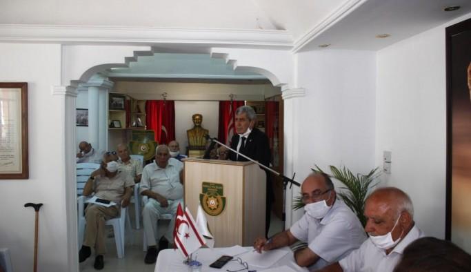 Emekli Polisler Derneği'nde yeni yönetim belirlendi