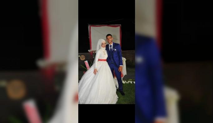 Emrah Özer, golü Esra'dan yedi